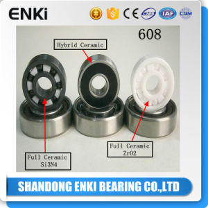 High Precision 608 Skateboard Ball Bearing From China Manufacturer (608RS 608-2RS 608zz)