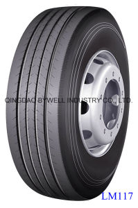 Truck and Bus Tires with Highway Pattern Performance Well (11R22.5, 215/75R17.5, 235/75R17.5)