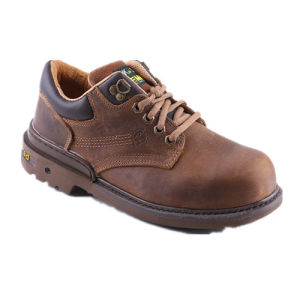 Goodyear Welted Air-Pad Breathable Safety Shoes
