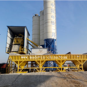 75m3/H Full Automatic Concrete Mixing Plant