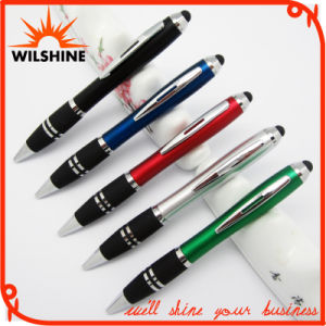 Classic Plastic Stylus Pen for Printing Logo (IP022) pictures & photos