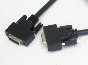 SDR 26p up Angle to Mdr 26p up/Down Camera Link Cable pictures & photos