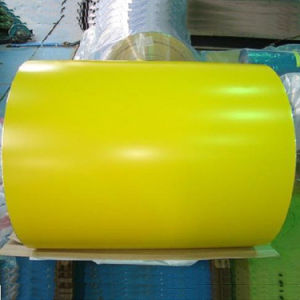 Prepainted Galvanized Steel Coil for Making Roof of Chinese Factory