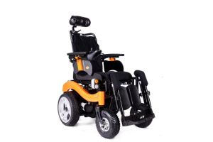 2017 Enjoycare Medical Equipment Power Wheelchair for Disabled pictures & photos