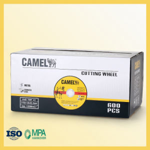 "4.5"" Multi-Purpose Abrasive Cutting Disc En12413 MPa Abrasive pictures & photos"