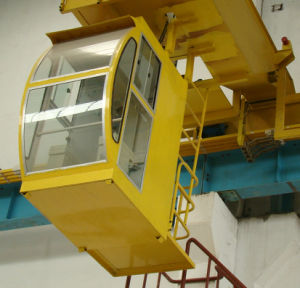 Professional Customized European Style Electric Hoist Double Beam Bridge Crane pictures & photos