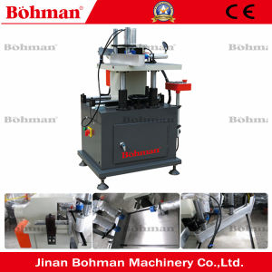 Aluminum End Milling Machine/PVC End Milling Machine/Window Machine pictures & photos