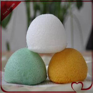 Konjac Fibre Sponge for Face Cleaning pictures & photos