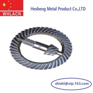 Investment Casting CNC Machining Transmission Spare Parts pictures & photos