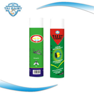 Oil Based Mosquito Spray for Household Pest Control /Aerosol Insecticides Spray / Insect Killer pictures & photos