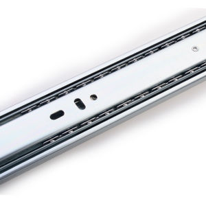 Full Extension Ball Bearing Telescopic Channel Wooden Furniture Drawer Slide pictures & photos