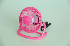 USB Plastic Mini Computer Fan (WIN-130) pictures & photos