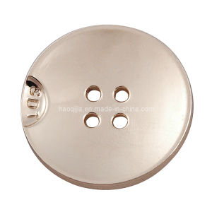 4 Hole Metal Button pictures & photos