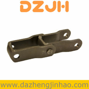 Steel Pintle Chain with Attachments pictures & photos