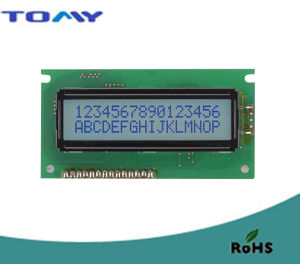 16X2 Stn Character LCD Module with Backlight pictures & photos