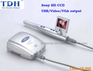 Dental Apparatus/ Sony HD CCD Dental Intraoral Camera (CF-988) pictures & photos