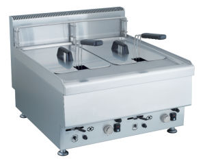 600 Range Table Top- Gas Fryer pictures & photos
