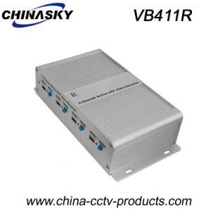 4CH Acitve CCTV UTP Video Balun for CCTV System (VB411R) pictures & photos