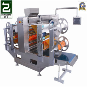 Granule Multi-Layer Pouch Four-Side Sealing & Multi-Line Packing Machine pictures & photos
