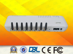 8 Channel GSM GoIP Gateway with 8 SIM Card for GSM Terminal pictures & photos