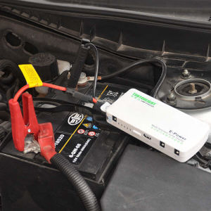 12V Multifunction Mini Car Jump Starter with 12000mAh