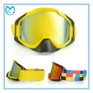 Custom Racing Motocross Prescription Mask Safety Goggles pictures & photos