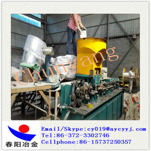 Casi Cored Wire for Steel Mill / Calcium Silicon Wire Factory Direct pictures & photos