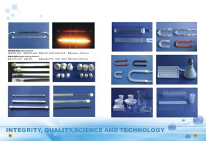 Carbon Fiber Heating Lamp Heating Elements with CE pictures & photos