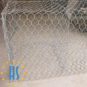 Galvanised/PVC Coated Erosion Control Gabion Box pictures & photos