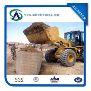 Hesco Barrier/Gabion Stone Cage for Flood Control pictures & photos