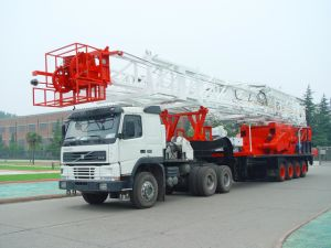 Drilling Rig & Workover Rigs (API Standard)