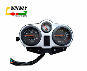 Ww-7209, GS150 Motorcycle Speedometer, ABS, 12V, Instrument, Meter Clock pictures & photos
