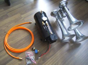 Train Horn Kit with Air Compressor (301)