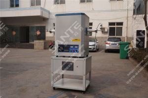 1300c Vacuum & Gas Controlled Tube Furnace for Chemical Vapor Deposition pictures & photos