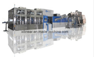 Fully Automatic Small Bottled Water Filling Machine
