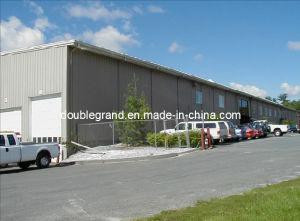Prefab Steel Structure Warehouse Building (DG1-035) pictures & photos