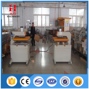 Hjd-J5 Automatic Pneumatic / Hydraulic Textile Heat Press Machine for Sale pictures & photos
