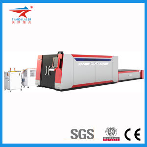 3000W High Power Fiber Laser Cutting Machine (TQL-MFC3000-3015) pictures & photos