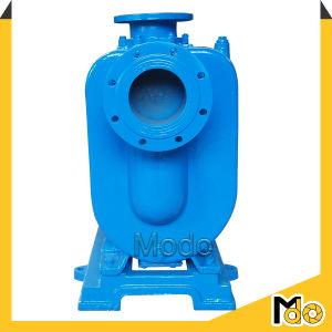 Diesel Engine Centrifugal Self Primining Sewage Pump pictures & photos