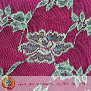 Embroidery Mesh Lace Fabric (M0506) pictures & photos
