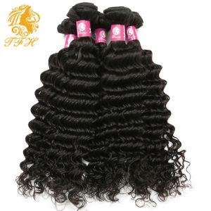 Top Quality Malaysian Deep Wave 10A Malaysian Deep Wave Virgin Hair Bundle Deals 3PCS Unprocessed Human Malaysian Virgin Hair pictures & photos