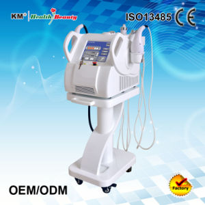 Ultrasound Cavitation Tripolar RF Vacuum Weight Loss Machine Equipment pictures & photos