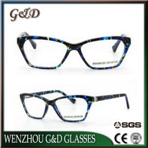 New Fashion Popular Acetate Glasses Frame Eyewear Eyeglass Optical Ncd1505-23 pictures & photos