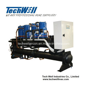 Water Cooled Scroll Heat Pump pictures & photos