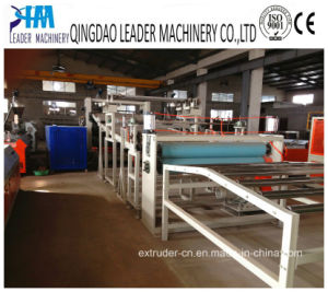Plastic Sheet Extrusion Machine for PVC Sheet pictures & photos