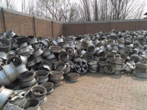 Pure 99.9% Aluminum Scrap 6063 Aluminum Wheel Scrap pictures & photos