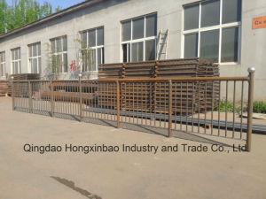 Pedestrian Barricade/Crowd Control Fence/Security Fence/Airport Fence pictures & photos