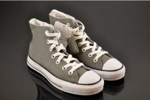 Canvas Shoes Vulcanized Rubber Shoes