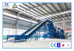 Scarp Metal Recycling Machine/Car Shell Crusher/Metal Recycling Line pictures & photos