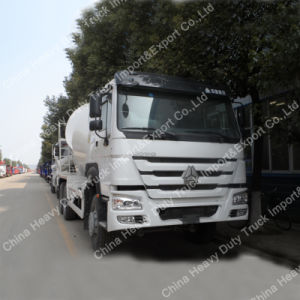 Sinotruk HOWO 10m3 Concrete Mixer Truck for Cement Mixer Truck pictures & photos